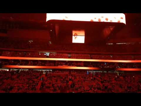 Edmonton oilers playoffs intro to game 2