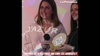 Trophées de la RSE Paca : qui sont les lauréats ?