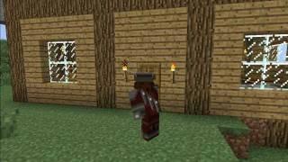 How To Break Your Leg In Minecraft 1.0