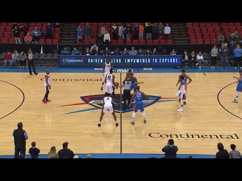 Oklahoma City Blue vs. Sioux Falls Skyforce - Condensed Game