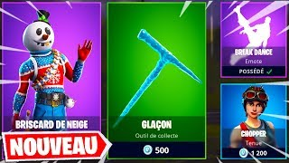 NEW CHRISTMAS SKIN! DECEMBRE 14 (FORTNITE ITEM SHOP 14/12/2018)