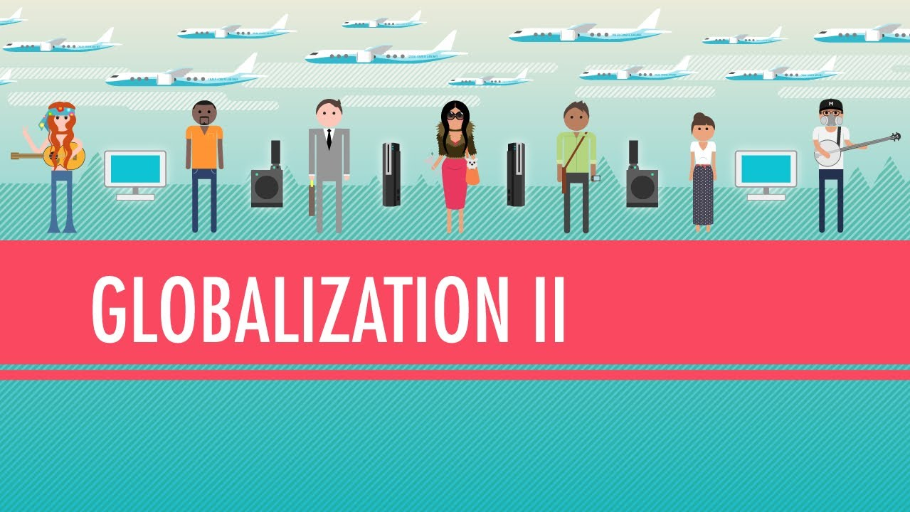 Exceptional Globalization II   Good Or Bad?: Crash Course World History #42   YouTube