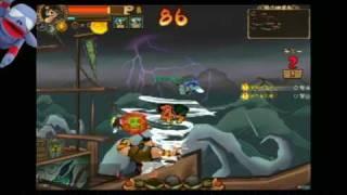 カッパと謎の落ち武者の魔境対決 Part3