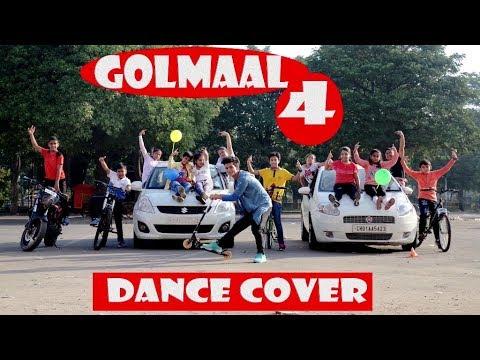 Golmaal Again | Golmaal Title Dance...
