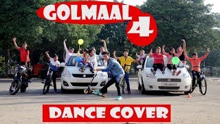 Golmaal Again | Golmaal Title Dance Performance | Dance Choreography | Step2Step Dance Studio