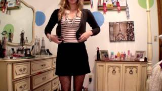 Outfit of the day 12/24/11 (styling tights)
