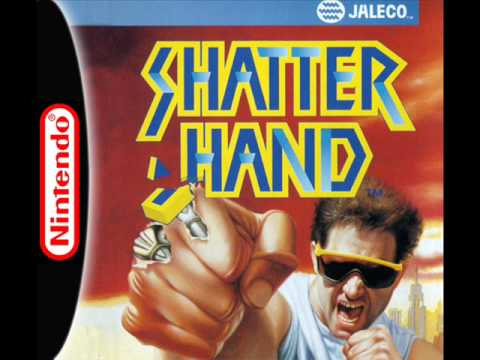 Shatterhand Music (NES) - Area B BGM