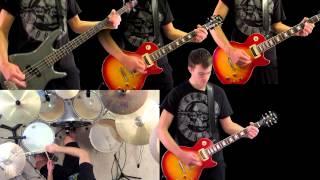 Don 39 t Cry Guns N 39 Roses Guitar Bass Drum Cover