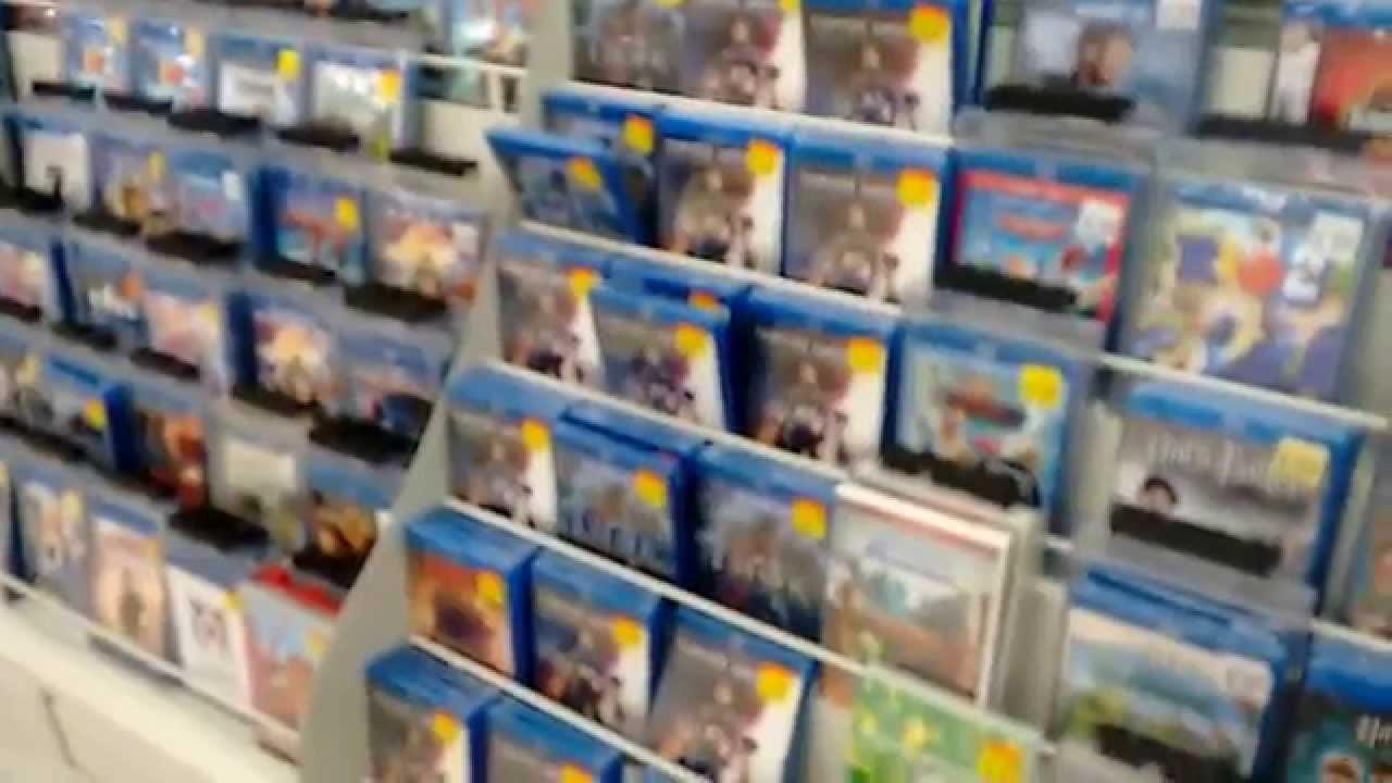 7c4fe7c8970 Olhando os DVDs e Blurays nas Lojas Americanas - YouTube