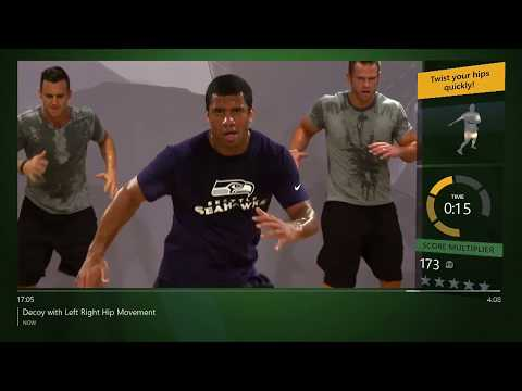 Xbox Fitness Russell Wilson