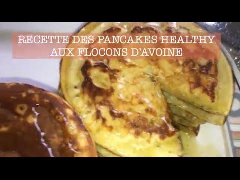 recette-des-pancakes-healthy-aux-flocons-d'avoine