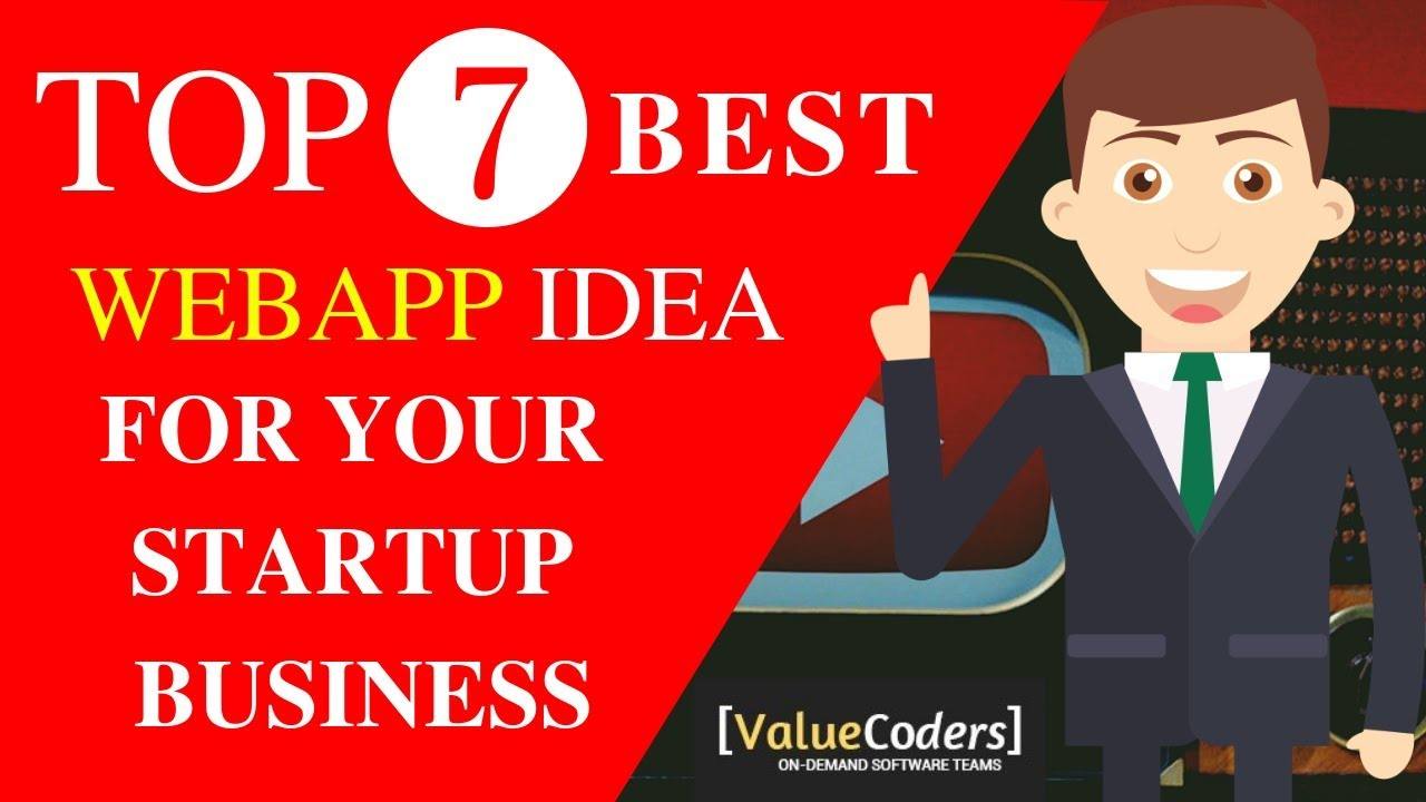 20 Best Web App Ideas For Your Startup Business
