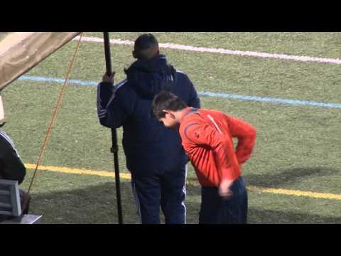 East Bay All Star Boys Soccer Game