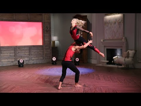 World of Dance Duo Charity & Andres Perform! - Pickler & Ben