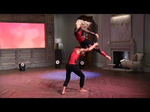 World of Dance Duo Charity & Andres Perform! - Pickler & Ben