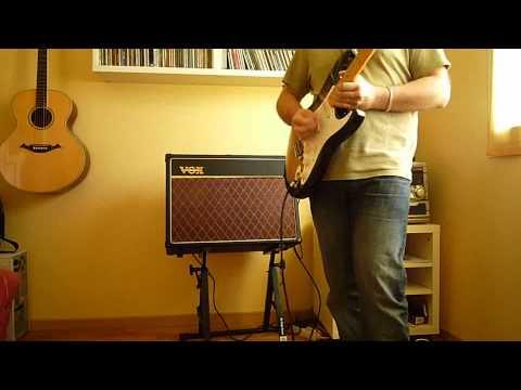 My new Vox AC15C1 - (Derek The Dominos Little wing cover) - YouTube 1d89e63c67