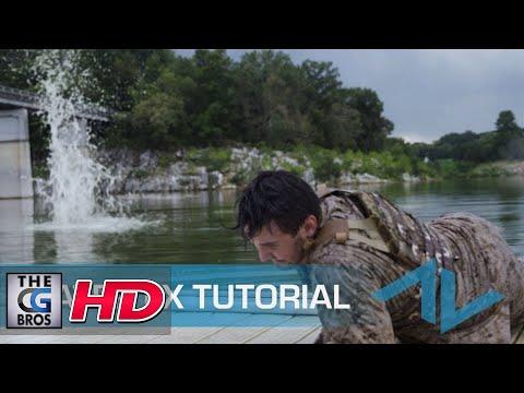 """CGI 3D & VFX Tutorials: """"Water FX"""" - by ActionVFX"""