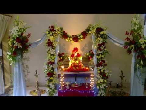 Latest Ganpati Decoration Ideas For Home 2019   Easy Decor Ideas for Ganpati   Ganesh Mandap Design