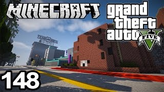 GTA 5 in Minecraft #148 IM JUDGE JUDY