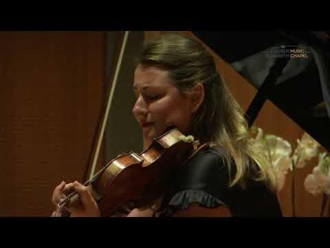 MuCH Music: Elina Buksha Artist Diploma - R.Hahn Sonata in C major