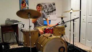 "Anberlin-""Paperthin Hymn"" Drum Cover"