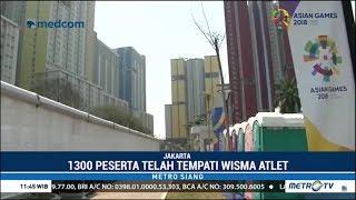 Download Video 39 Negara Kontingen Asian Games Sudah Tempati Wisma Atlet Kemayoran MP3 3GP MP4