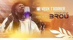 Geneviève Brou à QUEBEC - Je veux t'adorer ( Clip officiel) -Album Jésus m'a sauvé