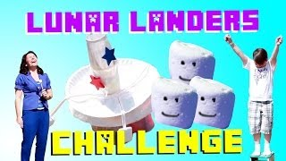 Lunar Lander Challenge with Janet