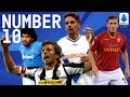 The Best Serie A 10s | From Maradona to Baggio, Del Piero And Totti | Serie A TIM