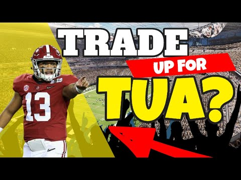 Tua Tagovailoa News: Could Raiders Trade Up in the Draft?