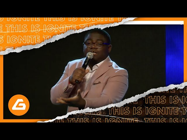Ignite Church - Maximizing Opportunities In Your Career   Pastor Chuma