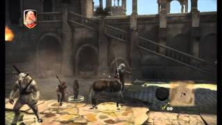 The Chonicles of Narnia: Prince Caspian (Wii) - First Look