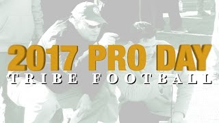 Tribe Football - 2017 Pro Day