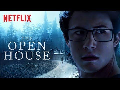 مراجعة فيلم Netflix   The Open House هل يستحق المشاهدة ؟؟