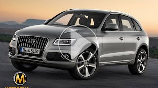 2014 Audi Q5 review - تجربة اودي كيو 5 - Dubai UAE Car Review by Motopedia.ae