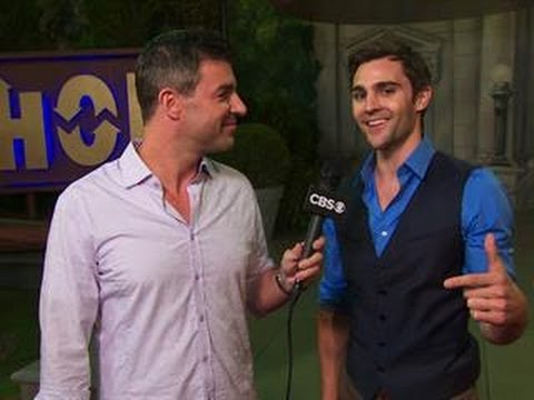 Big Brother Finale: Backyard Interview with Nick - YouTube