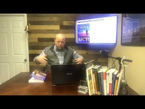 Think and Grow RICH Napoleon Hill Summary Part 1 by Zack Childress