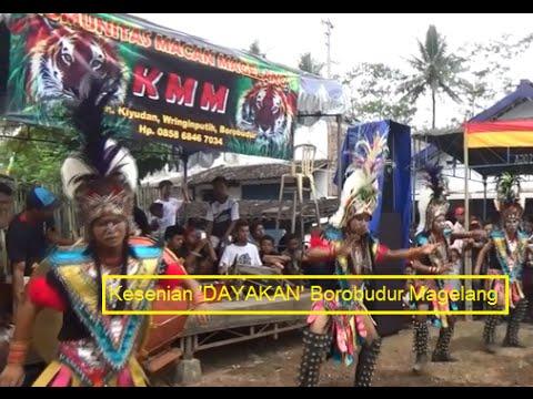 Kesenian 'Dayakan' KOMUNITAS MACAN MAGELANG Dari Kiyudan Wringinputih Borobudur. Mp3