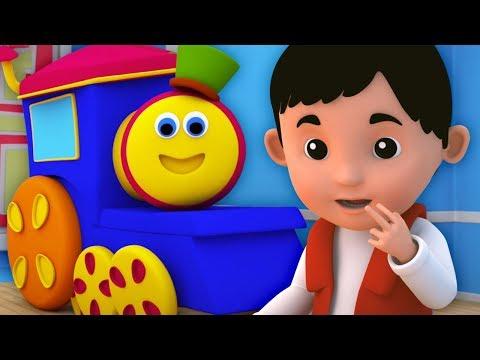 Bob le train | Little Jack Horner | chansons pour enfants | Rhymes For Kids
