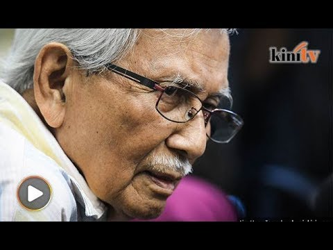 I was probed under three prime ministers but was never charged, Daim tells Anwar