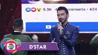 Mantap!! Penyanyi Lagu 'Mawahasnak' Mohammed Assaf Posting Penampilan Reza Round 1 - D'STAR