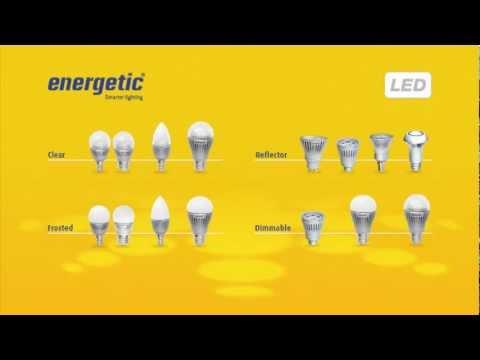 Energetic LED bulbs