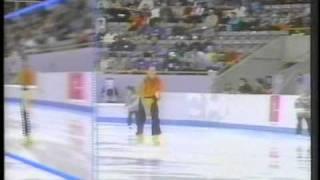 Michael Tyllesen (DEN) - 1994 Lillehammer, Men's Technical Program (Secondary Broadcast Feed)