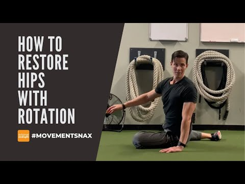 How to Restore Hips with Rotation