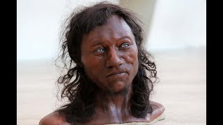 Face of the first Briton is revealed