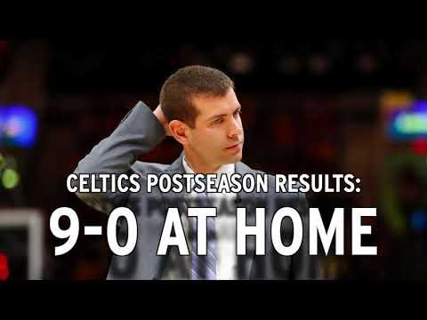 Celtics' postseason road woes not unlike those of 2008 team