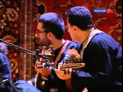"""TV """"Culture"""": """"Hanuz"""" Iranian classical music in Moscow 2012-10-23 w/ Persian & English subtitles"""