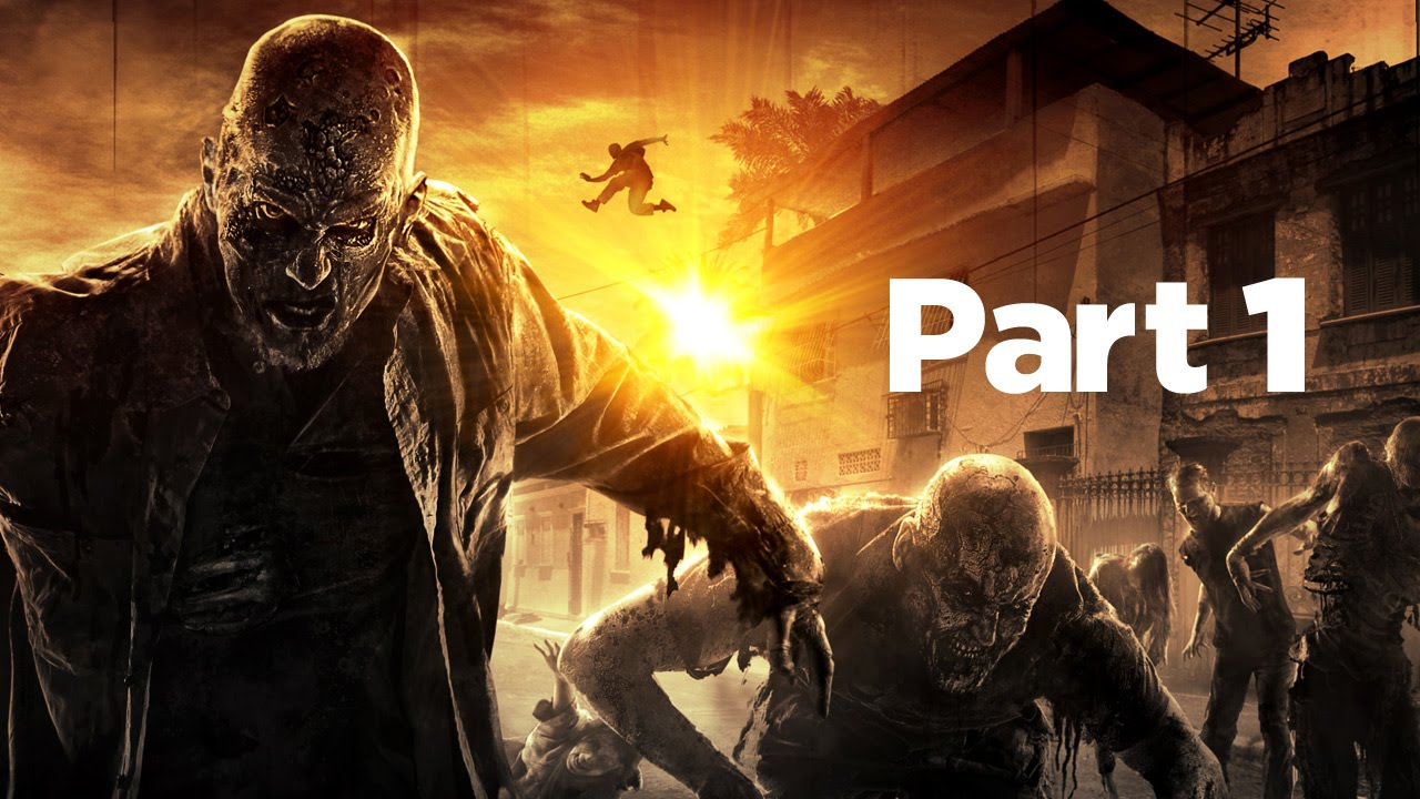 SB Plays: Dying Light - Part 1