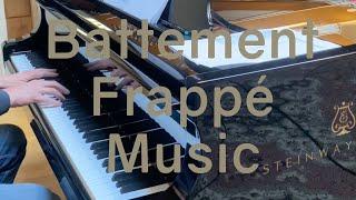 Battement Frappé Music!
