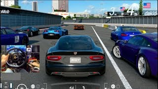 GRAN TURISMO SPORT GoPro Top Speed Pulls Online Lobby w/COPS!